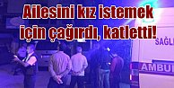 Adana'da katliam evi, 1 kadın 6 kişi ölü bulundu