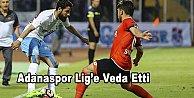 Adanaspor 1-Trabzonspor 1