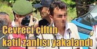 Ali Ulvi ve Aysin Büyüknohutçu'nun katil zanlısı yakalandı