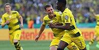 Almanya Federasyon kupası Borussia Dortmund'un oldu