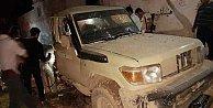Azez'e canlı bomba saldırısı, 5 ölü var