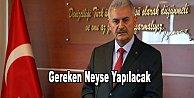 Başbakan Yıldırım#039;dan Atatürk#039;e hakaret tepkisi