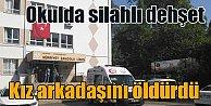 Bursa'da liseli genç okulda dehşet saçtı: Kız arkadaşını öldürdü, intihara kalktı