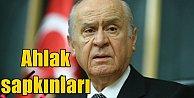 Devlet Bahçeli Atatürk'e hakarete sert tepki: Ahlak sapkınları