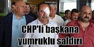 Edirne Belediye Başkanı Gürkan'a yumurtalı saldırı