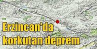 Erzincan'da deprem, Erzincan Işıkpınar 4.2 ile sarsıldı