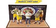 Fenerbahçe Basket Takımı için özel koleksiyon