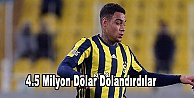 Fenerbahçeli futbolcu dolandırıldı