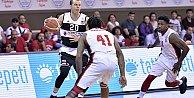 Gaziantep Basketbol 70-Beşiktaş Sompo Japan 77