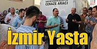 İzmir yasta; Kazada can veren 24 kişi toprağa veriliyor