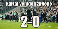 Kartal, Bursa'dan 3 puanla eve dönüyor: Beşiktaş yeniden lider