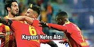 Kayserispor 2-Atiker Konyaspor 1