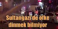 Sultangazi#039;de olaylar yeniden patlak verdi