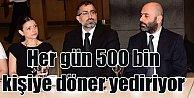 Türk Döneri ile dünyada marka gücümüz yükseliyor