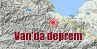 Van'da deprem; Van bu kez 4.5 ile sallandı