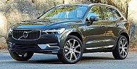 Volvo yeni xc 60 modelini tanıttı