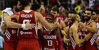 A Milli Basketbol Takımımız kadrosu ve maç programı açıklandı