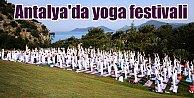 Antalya Yoga Festivali 24 haziranda başlıyor