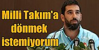 Arda Turan'dan Fatih Terim'e jet cevap