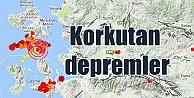 Azerbaycan'da deprem oldu: Ege'den Sonra Azerbaycan sallandı