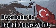 Bayrak Operasyonu; Tonlarca malzeme ele geçirildi