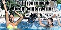 Bayram tatili için en gözde yerler Antalya ve Bodrum oldu