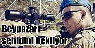 Beypazarı şehidini bekliyor; Sefa Tiftik#039;in evinde yas var