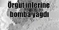 Bingöl#039;de PKK#039;lı teröristler havadan vuruldu