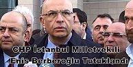CHP Milletvekili tutuklandı; Enis Berberoğlu#039;na 25 yıl hapis