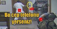Darbeci general elindeki silaha #039;Cep telefonu#039; dedi