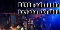 Düğün Salonu#039;nda faciadan dönüldü, 12 kişi hastanelik oldu