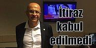 Enis Berberoğlu için yapılan itiraz reddedildi