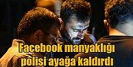 Facebook'tan bombalı tehdit polisi ayağa kaldırdı