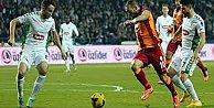 Galatasaray 2- Atiker konyaspor 1