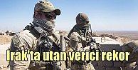 Irak'tan dünya rekoru anca böyle olur; En uzak mesafeden adam öldürme