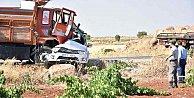 Kilis#039;te askeri araç devrildi, 1 şehit 6 yaralı var