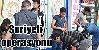 Konya#039;yı karıştıran 80 Suriyeli gözaltına alındı