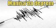 Manisa'da deprem oldu; Saruhanlı sallandı