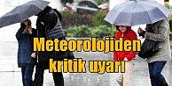 Meteoroloji Marmara ve İstanbul#039;u uyardı