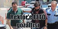 Namık Kemal Üniversitesi Rektörü#039;ne FETÖ gözaltası