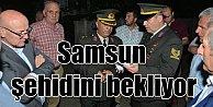 Samsun Terme#039;ye şehit ateşi düştü: Sinan Hamza#039;nın evinde yas var