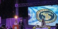 Şişli Terakki Lisesi 2016-2017 mezunları  diplomalarını aldılar