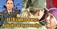 Yarbay Songül Yakut, FETÖ#039;nün kumpasını yerle bir etmişti