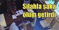 Zeytinburnu'nda cinayet; Dolu silahla şaka ölüm getirdi