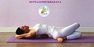 Asana tekniği; Yoga'da ileri bir Asana ilk kez Türkiye'de gösterildi
