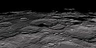 Ay#039;da su izine rastlandı
