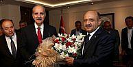 Başbakan Yardımcısı Işık, görevini Kurtulmuştan devraldı