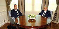 Başbakan Yıldırım, MİT Müsteşarı Fidanı kabul etti