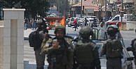 Batı Şeria'daki gösterilere İsrail askerleri müdahale etti