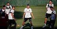 Beşiktaş#039;ın yeni transferi Pepe takımla ilk antrenmana çıktı
